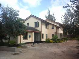 Well maintained 4 bedroom double storey.3