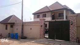 newly built 3 bedroom apartment/flat for rent in ogba county hospital