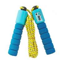 Generic Skipping Rope With Digital Counter - Blue