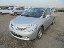 NISSAN / TIIDA LATIO CHASSIS # SC11-2526 year 2010