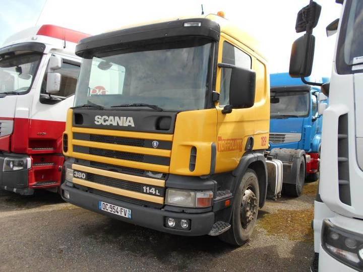 Scania L 114l380 - 2003
