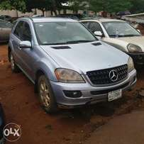 Registered Mercedes Benz ML350 - 2006