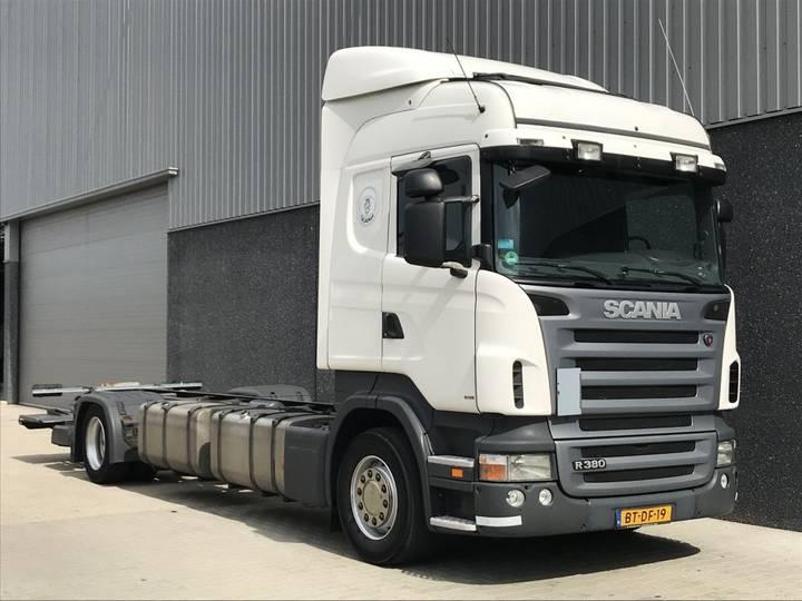 Scania R380 Retarder NL truck APK/TUV 5-2020 - 2007