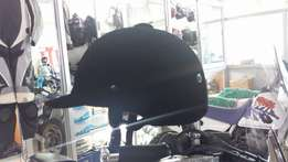 Motorcycle or horse riding helmet