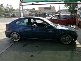 Bmw to swop for a tazz