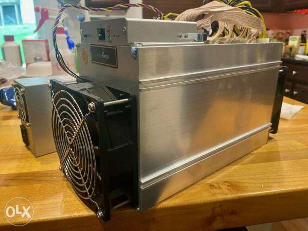 Bitmain Antminer L3+ ~504MH/s with APW3 ++ Power Supply