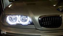 Angel eyes Headlamp - Cotton Series