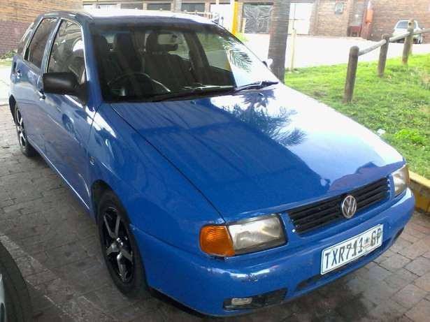 2001 VW Polo Playa 1.6i Sport Laudium - image 2
