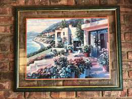 Stunning Scenic Print and Frame