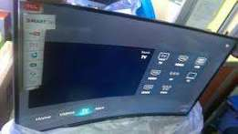 """TCL 48"""" Curved smart tv"""