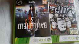 Xbox 360 xbox one ps3 nd ps4 games