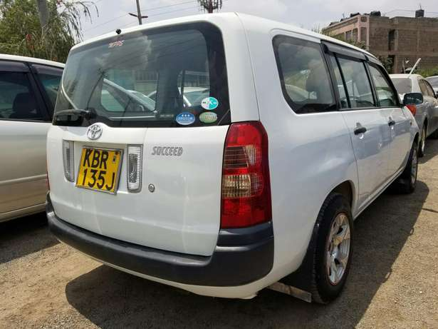 Toyota Succeed super clean,loaded. Buy and Drive Embakasi - image 8