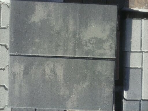 Płytki Tarasowe Betonowe 60x30cm Szare Grafit Płytki