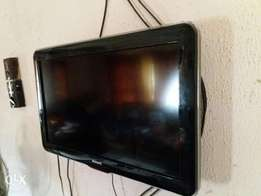 Toks philips LCD tv with 3hdmi and usb
