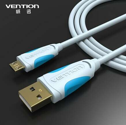 Premium Fast USB charging and High speed data cable 2.0 vention Gigiri - image 6