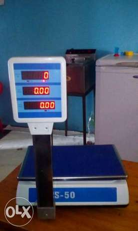 Electronic digital weighing scale Kalimoni - image 5