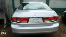 Toks Honda Accord For Sale