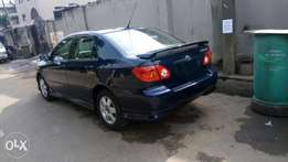 Toyota corolla sport 2003 model very clean buy and drive