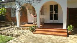 Fully furnished stand alone in kyebando near mulago