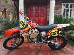 Awesome KTM 200 EXC for sale