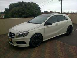 Mercedes-Benz A200 Amg styling