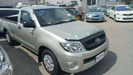 Toyota Hilux Single cab KCP number