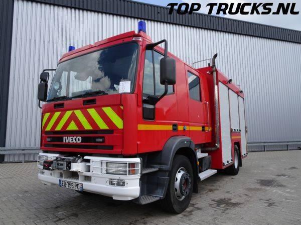 Iveco ML 150E24 brandweer blusvoertuig - feuerwehr - fire briga... - 2004