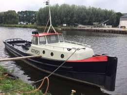 Other Tugboat 12 Meter - Caterpillar Engine - DPX-11011