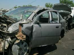 2005 CHEV AVEO 1.5 Selling as is or stripping for spares