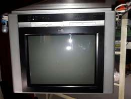 LG tv video and dvd player in one