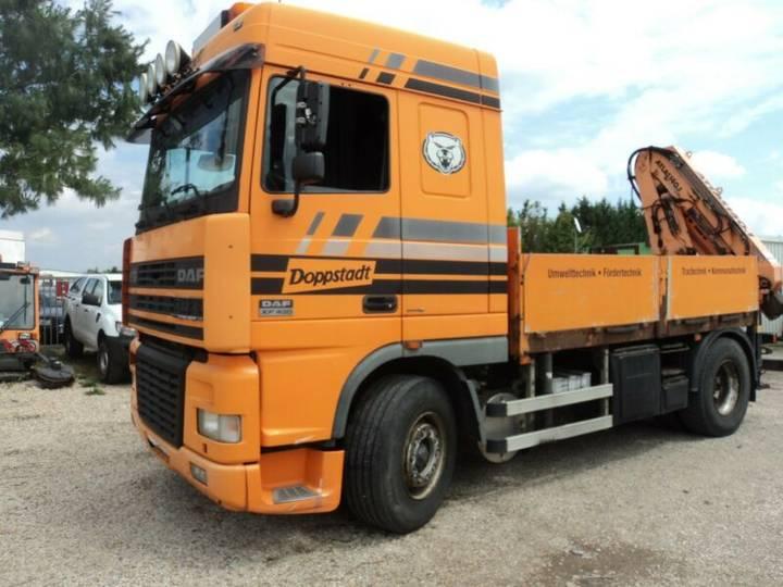 DAF 95 XF 430 - 2001