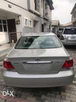2005 Toyota Camry newly imported