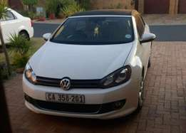 Volkswagen Golf cabriolet 1.4TSI Highline 2014
