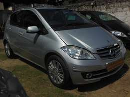 Well loaded Mercedes Benz A180, silver