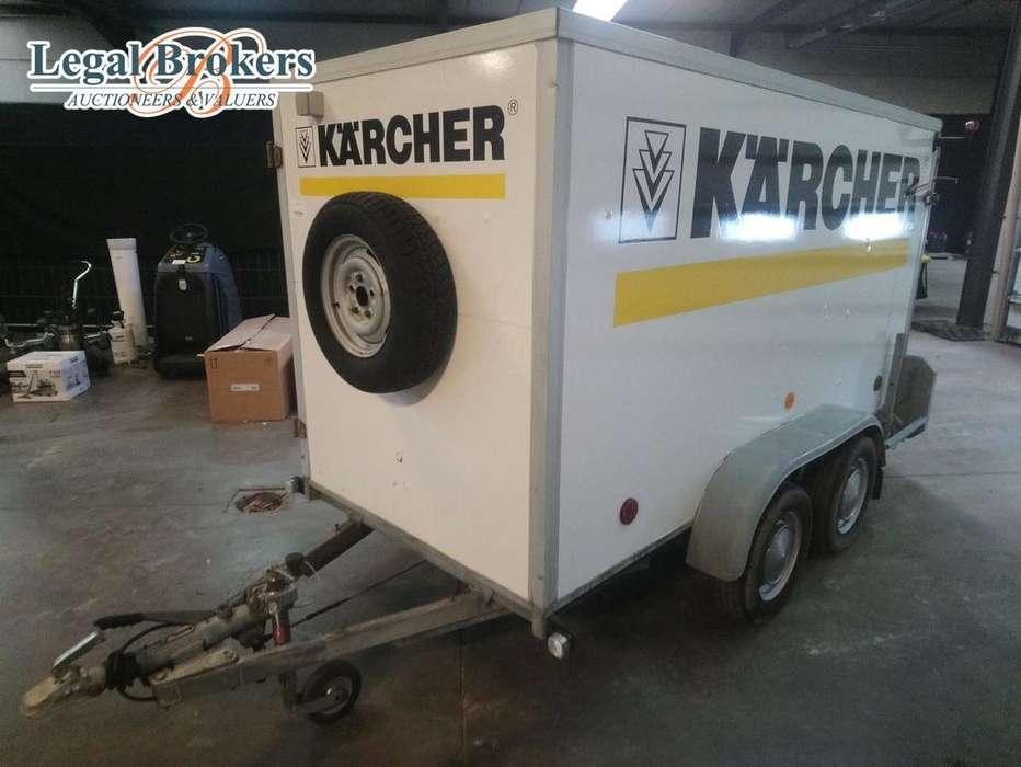 Hapert K2000-20 - Aanhangwagen