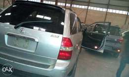 Cooling AC! First body Acura MDX 2004