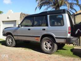 1997 Land Rover Discovery 300tdi