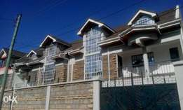 A 5 bedroom maisonette with sq in Langata