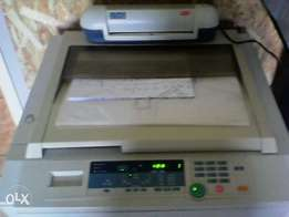 Office printer scanner/laminator