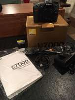 Nikon D7000 Body For Sale