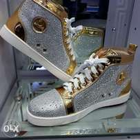 Authentic Christian louboutine sneakers