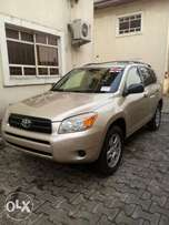 Tokumbor Toyota RAV4 2007 Model. Duty paid