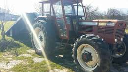 Farm tractor same with its lowloader and other farm equipments