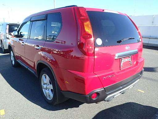Nissan XTrail Red Ruaka - image 3