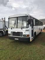MAN 65 seater bus with ADE407 and 6 speed box