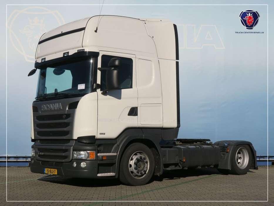 Scania R 450 LA4X2MEB SCR ONLY MEGA - 2017