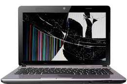 laptop screen replacement and repair services