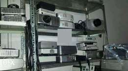 Used Ex-UK and EX-USA projectors dealer