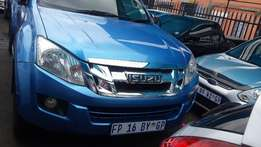 2015 Isuzu 2.5D Available for Sale