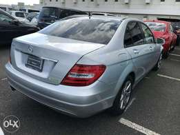 mercedez benz C200 of year 2011 for sale from a yard in Japan